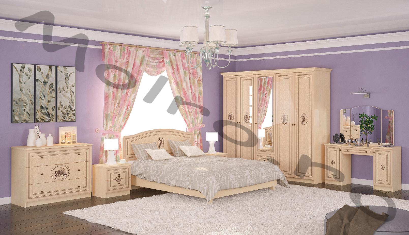 Dormitor seria floris (1)